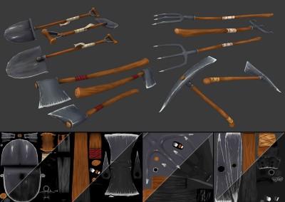 Farm-Tools
